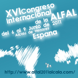 XVI Congreso Internacional de la Asociación de Lingüística y Filología de la América Latina (ALFAL)